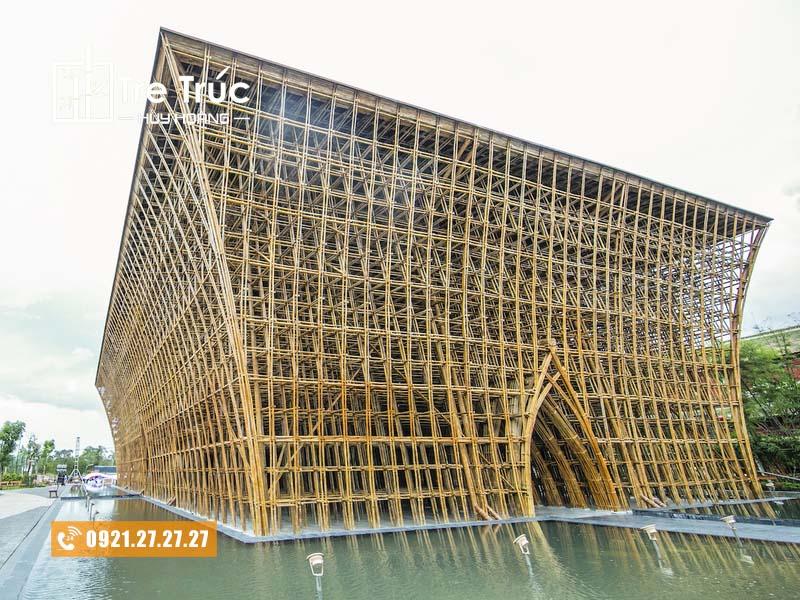 Công trình huyền thoại tre Grand World Phú Quốc
