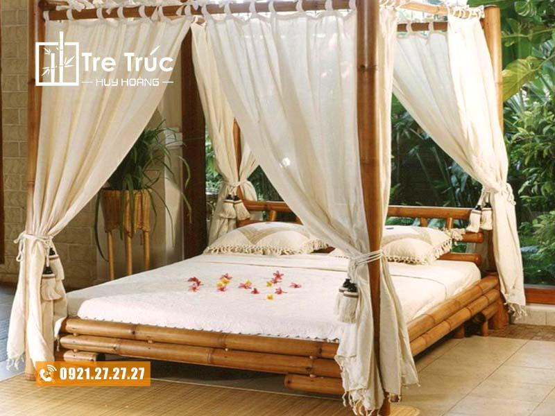 giường tre
